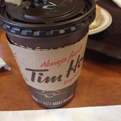 Photo taken at Tim Hortons by Sheryll S. on 10/29/2014