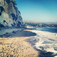Photo taken at Paradise Cove by Chris H. on 6/8/2012