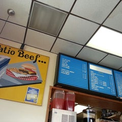 Photo taken at Patio Beef by Laura on 8/20/2014