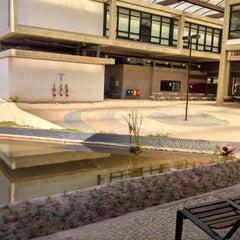 Photo taken at Escola SESC de Ensino Médio by Isaac D. on 12/26/2012