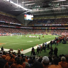 Photo taken at Alamodome by Armando S. on 12/30/2012