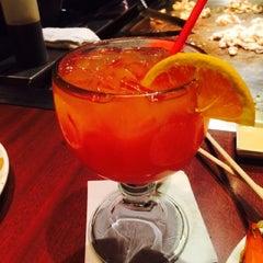 Photo taken at Kobe Japanese Steakhouse & Sushi Bar by Melanie I. on 11/20/2014