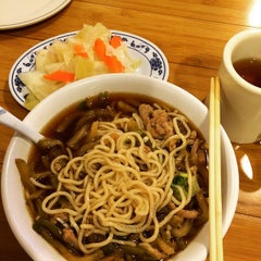 Photo taken at Taiwan Noodle by Stephanie C. on 1/2/2015