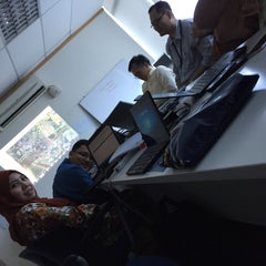 Photo taken at Celcom The Crest by Erinn H. on 10/7/2015