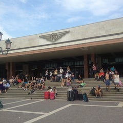 Photo taken at Stazione Venezia Santa Lucia by Gianluca G. on 7/21/2013