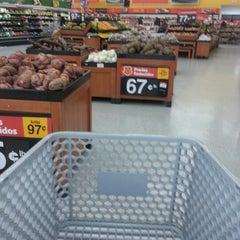 Photo taken at Walmart Supercenter by Juan P. on 10/7/2012