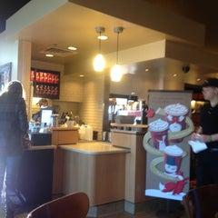 Photo taken at Starbucks by Bob K. on 12/11/2012