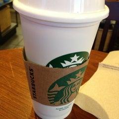 Photo taken at Starbucks by Benjamin on 2/25/2013