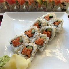 Photo taken at RA Sushi Bar Restaurant by Katie K. on 7/9/2013