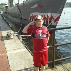 Photo taken at USS Torsk (SS-423) by Les S. on 7/26/2013