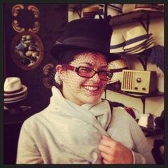 Photo taken at Goorin Bros. Hat Shop - Larimer Square by @thenatjar on 4/20/2013