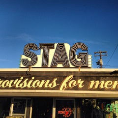 Photo taken at Stag by Jason C. on 1/31/2013