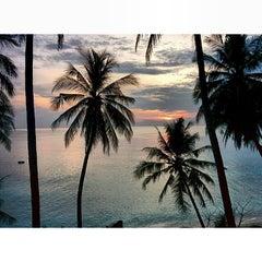 Photo taken at Sumur Tiga Beach. by Tony W. on 5/9/2014