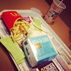 Photo taken at McDonald's by Юлия И. on 3/24/2014