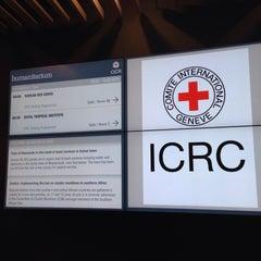 Photo taken at Musée International de la Croix-Rouge et du Croissant-Rouge by Rizki A. on 6/19/2015
