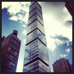 Photo taken at One Madison Avenue by Sebastian C. on 3/30/2013