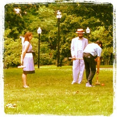Photo taken at Kalorama Recreation Center & Park by Chad D. on 6/16/2013