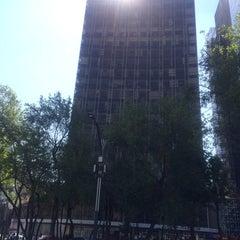 Photo taken at Secretaría De Salud by ماركو Marco M. on 2/14/2014