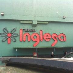 Photo taken at Tienda Inglesa by Diego C. on 11/15/2012