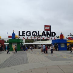 Photo taken at Legoland California by Katie M. on 6/7/2013