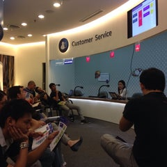 Photo taken at Globe Telecom by Junfor B. on 10/13/2014
