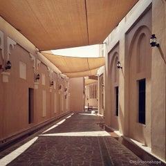 Photo taken at Katara Cultural & Heritage Village   كتارا by marianne h. on 1/12/2013