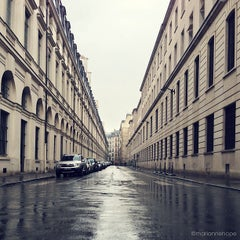 Photo taken at Palais Royal by marianne h. on 5/2/2013