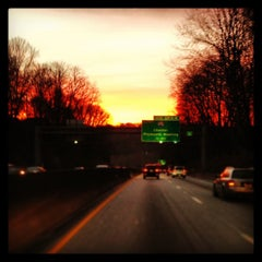 Photo taken at I-76 Schuylkill Expressway by David W. on 12/20/2012
