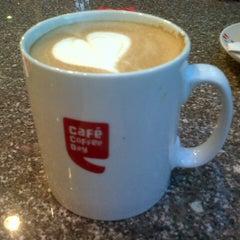 Photo taken at Cafe Coffee Day by Prajakta P. on 4/20/2013