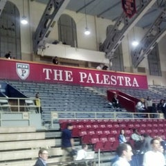 Photo taken at The Palestra by Dan A. on 12/6/2012