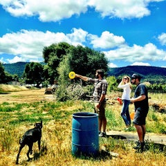 Photo taken at Anderson Valley Brewing Company by Brian C. on 5/27/2013