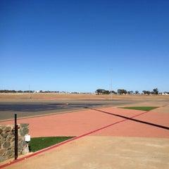Photo taken at Kalgoorlie-Boulder Airport (KGI) by Peter M. on 10/16/2012