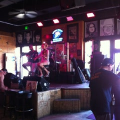Photo taken at Tootsie's World Famous Orchid Lounge by Dylan S. on 5/5/2013