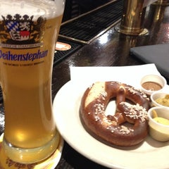 Photo taken at Schnitzel Haus by Stephen K. on 6/21/2014