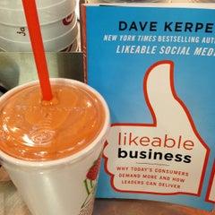 Photo taken at Jamba Juice by Dave K. on 10/17/2012