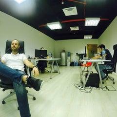 Photo taken at MagiClick Digital Solutions by Ali Deniz E. on 12/26/2014