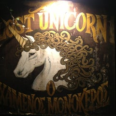 Photo taken at The Lost Unicorn Restaurant by Michael S. on 3/23/2013