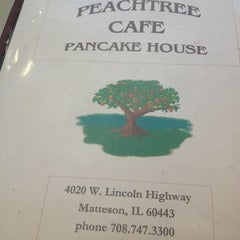 Photo taken at Peachtree Cafe by Israel S. on 12/22/2012