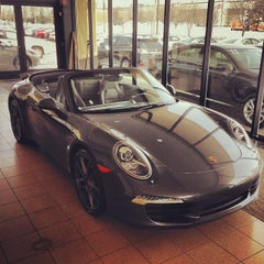 Photo taken at Meade Lexus of Southfield by Seung Min 'Mel' Y. on 2/4/2014