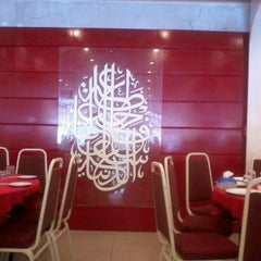 Photo taken at Downtown KLIA Seafood Restaurant (Chinese Seafoods Muslim Cuisine) by Zyda W. on 10/30/2012