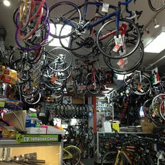 Photo taken at Echelon Cycles by Aya G. on 6/23/2013