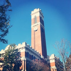 Photo taken at Kirkland Hall - Vanderbilt by Dante' J. on 11/2/2012