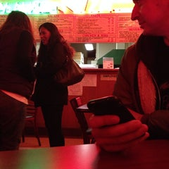 Photo taken at Alameda Pizza by Leo P. on 4/6/2014
