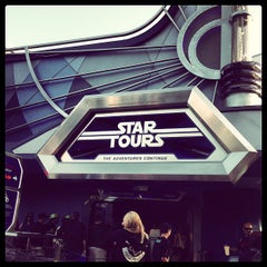 Photo taken at Star Tours - The Adventures Continue by Tim G. on 5/26/2013