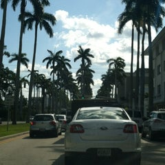 Photo taken at Town of Palm Beach by George B. on 3/29/2013