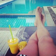 Photo taken at Patong Paradee Resort Phuket by Bair O. on 10/19/2012