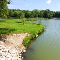 Photo taken at F.W. Kent County Park by Dana M. on 8/10/2014