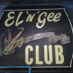 Photo taken at El N' Gee Club by Bernie G. on 5/26/2013