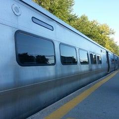 Photo taken at Metro North - Southeast Train Station by Rich B. on 9/4/2013