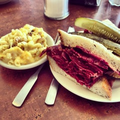 Photo taken at Shapiro's Delicatessen by Kyle R. on 7/12/2013